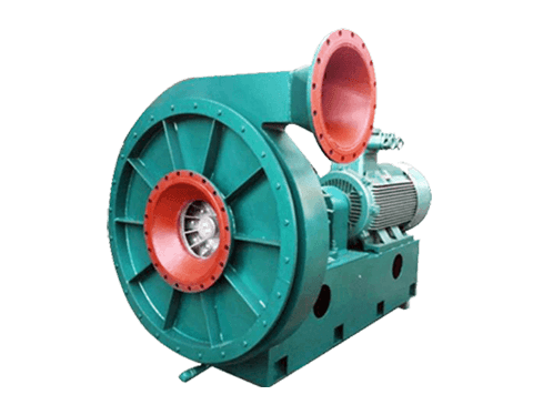 Centrifugal Fan for Pulverized Coal