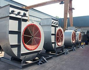 Over 3,500 sets of YUTONG Blowers in Boiler Industry