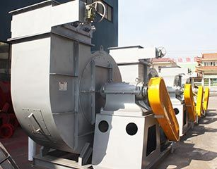 4-68№12.5C and many Other YUTONG Blowers Widely Used in Fertilizer Industry
