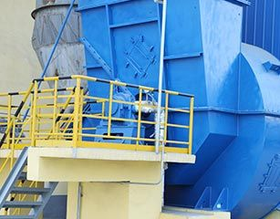 Over 30 Sets of YUTONG Heavy-duty Centrifugal Fans in Metallurgy Industry